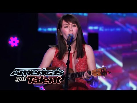Livy, Matt & Sammy: Acoustic Indie Band Sing Outkast Cover - America's Got Talent 2014 video