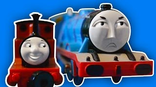 GORDON GOES TO BLUE MOUNTAIN QUARRY - THOMAS & FRIENDS Clip Remake