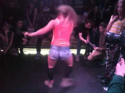Dancehall battle 2*2 Gaika Kaya