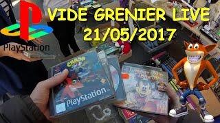 VIDE GRENIER LIVE 21 05 2017