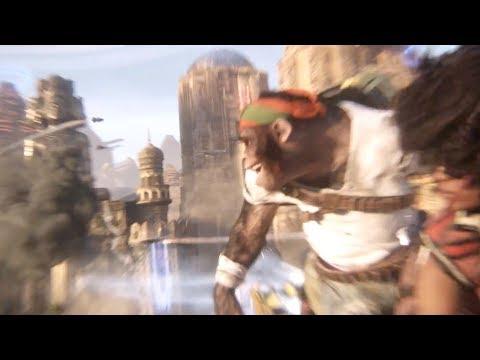 Beyond Good & Evil 2 — Бомбическая погоня! E3 2017 (HD)