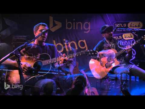 OK Go - The Writing's On The Wall (Bing Lounge)