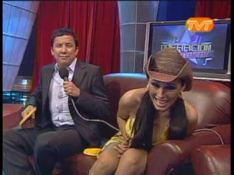 Malena Esquer En Mini Vestido Sexy video