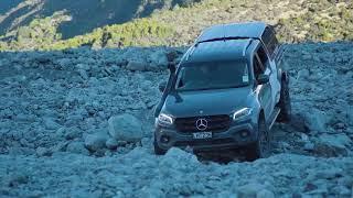 Trucks & Trailers X-Class off-road with NZ Hunter