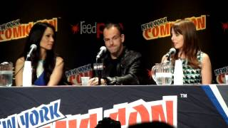 Elementary panel at New York Comic Con 2014: Part 1
