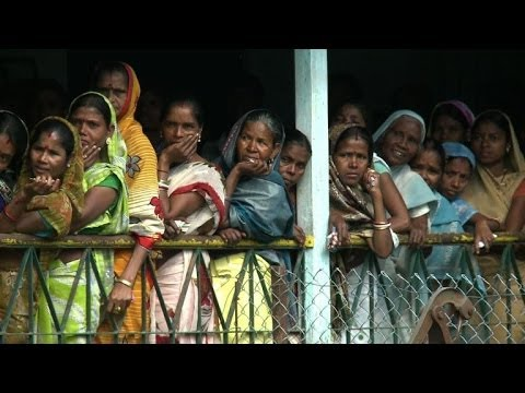 India voters kick off world's biggest election