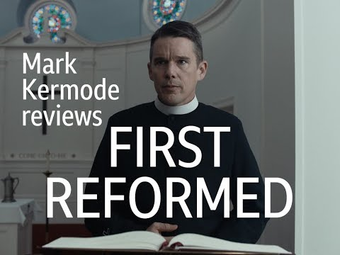 First Reformed Reviewed By Mark Kermode