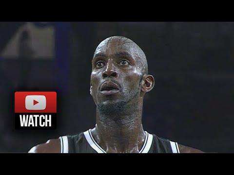 Kevin Garnett Full Highlights at Pistons (2014.11.01) - 18 Pts, 14 Reb