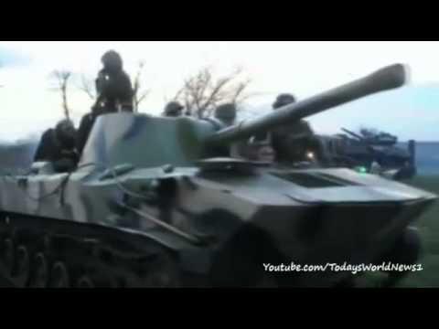 Ukraine crisis: 'Anti-terrorist operation' launched