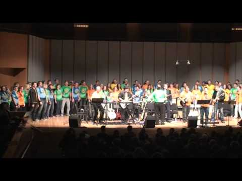 USU Combined Choirs&The Fender Benders - Foreplay / Long Time