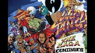 Wu Tang Clan - The Saga Continues HD |NEW ALBUM 2017|+ Track times