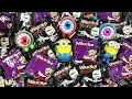 NURSERY RHYMES FOR KIDS ITS CANDY LAND NIGHT LEARN COLORS WITH A LOT OF CANDY