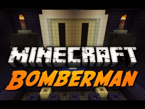 Minecraft: Playable Bomberman!