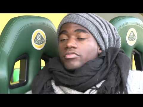 Bassong 2hrs before the game - FourFour Two performance 2013