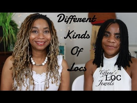 DIFFERENT KINDS OF LOCS
