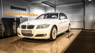 BMW E90 (Detailing) Car-Care #Teamdrechsler