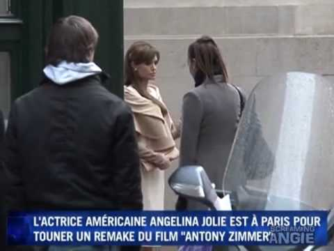 ANGELINA JOLIE NEW FILM * THE TOURIST *