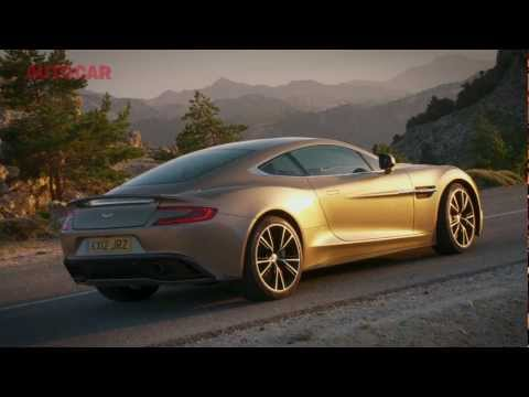 Aston Martin Vanquish - exclusive ride