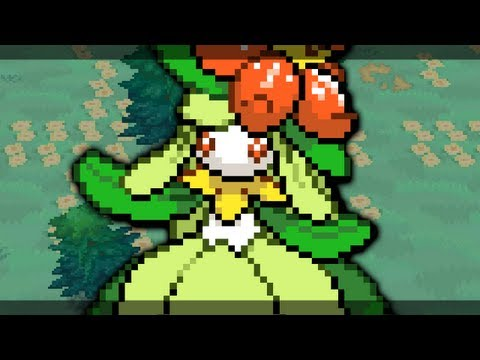 How & Where to catch/get - Lilligant in Pokemon White 2