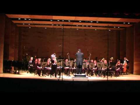 Tim Jansa: Concierto Ibérico (for Band) - II. Faith