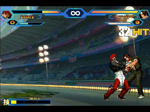 King of fighters Wing 1.8 - COMBOS