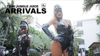 Trini Jungle Juice ARRIVALS | Miami Carnival 2019