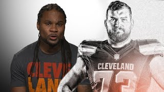 Former teammates & coaches on 10,000 snaps for Joe Thomas