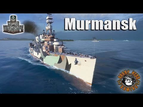 World of Warships: The Murmansk