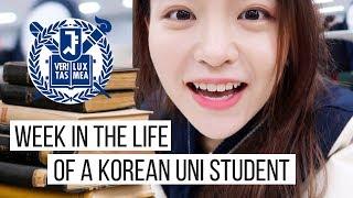 Week in My Life as a Korean University Student   SNU Study Abroad   Korea Vlog #37