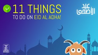 Download 11 things to do on Eid Al Adha 2016 3Gp Mp4
