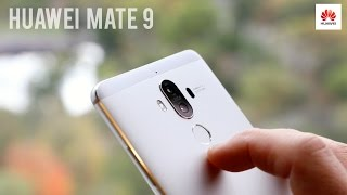 Huawei Mate 9 Unboxing and Hands-On!