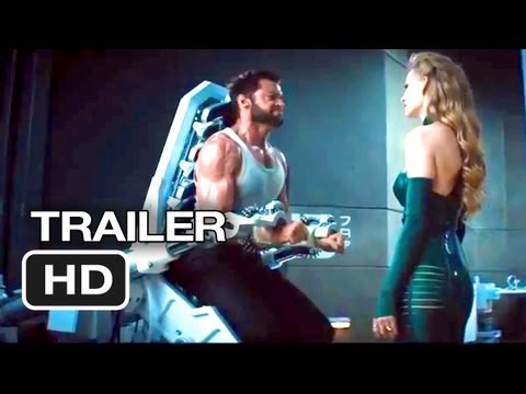 The Wolverine Official Trailer #1 (2013) – Hugh Jackman Movie HD