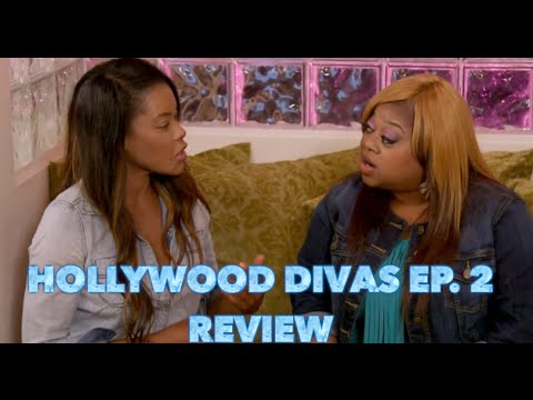 Hollywood Divas Episode 2: I'm The Controller Of This