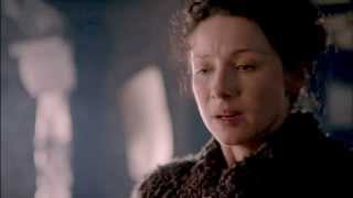 Outlander 1x15 Jamie and Claire Pieces