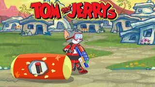 TOM AND JERRY GAMES - DYEHARD PAINTBALL. Part 2 . Fun Tom and Jerry 2019 Games. Baby Games