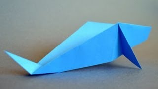 Origami Whale Instructions: Www.origami-fun.com