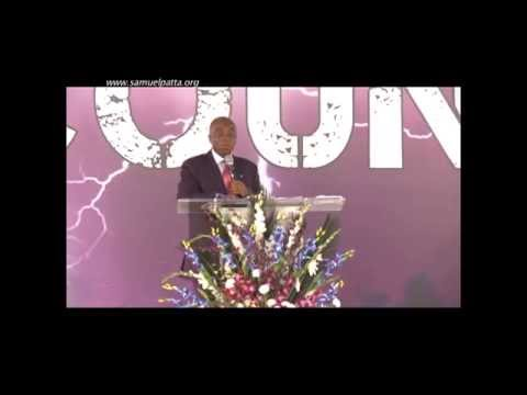 Bishop David Oyedepo In Hyderabad 2014 Divine Encounter Day1 Session1 video