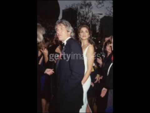 SEXIEST COUPLE ALIVE: RICHARD GERE and CINDY CRAWFORD