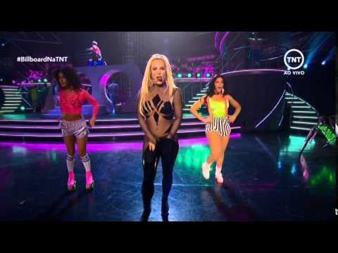 Britney Spears & Iggy Azalea - Pretty Girls Billboard  Awards