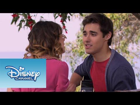 Violetta: León y Vilu cantan ¨Nuestro Camino¨ Ep 78 Temp 2