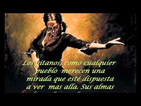 Manolo Tena - Video dedicado al pueblo gitano por Deray Alma Gitana...... GELEM GELEM