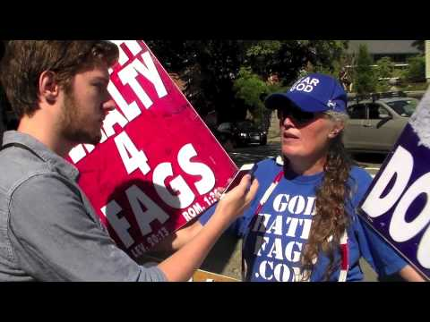 WBRU News Interviews Westboro Baptist Church