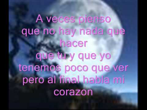 Roxette - Habla el Corazon (listen to Your Heart)