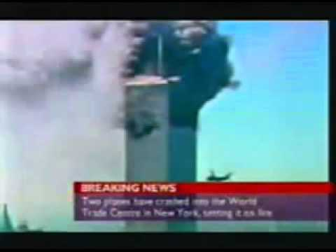 How BBC1 interupted programmes on 9/11