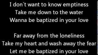 Watch Lenny Kravitz Baptized video
