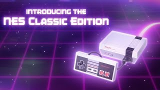 Introducing the Nintendo Entertainment System: NES Classic Edition Trailer
