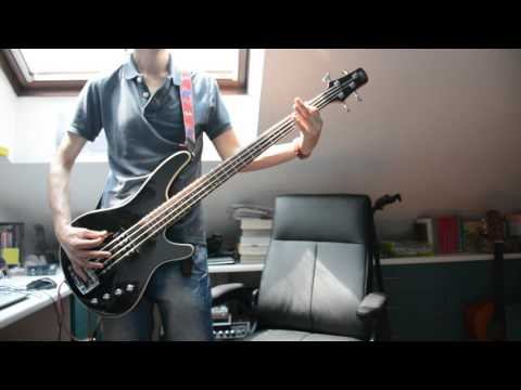 Possessed - Satans Curse Bass