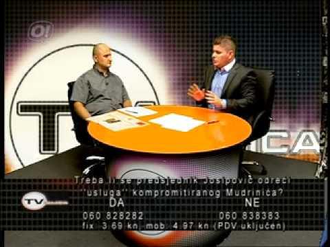 Ivica Mudrinić , Balkanska Mafija,Deutsche Telekom i Ivo Josipović (1/3)