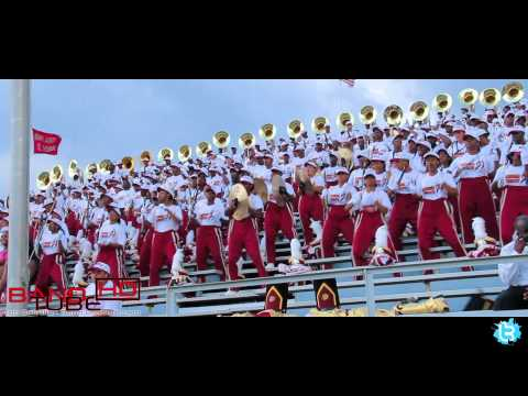 Bethune-Cookman University -Let's Go Wildcats (2012)