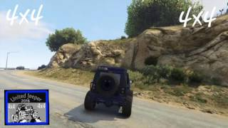 🏁United jeeper team🏁marlowe drive on (GTA5)